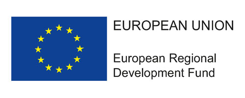 Logo of the European Fund for Regional Development