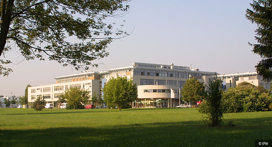 Innovationspark Wuhlheide Berlin (IPW)